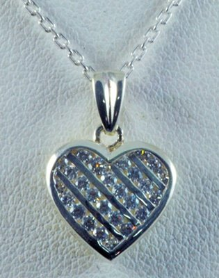 Heart Pendant JP 0015