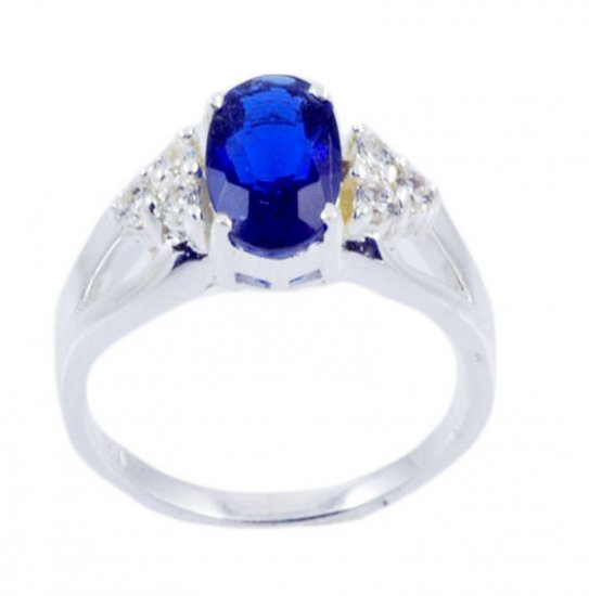 Sapphire and Diamond Ring JR 0063