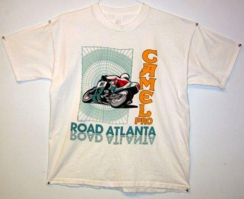 Motorcycle Road Atlanta AMA Camel Pro National