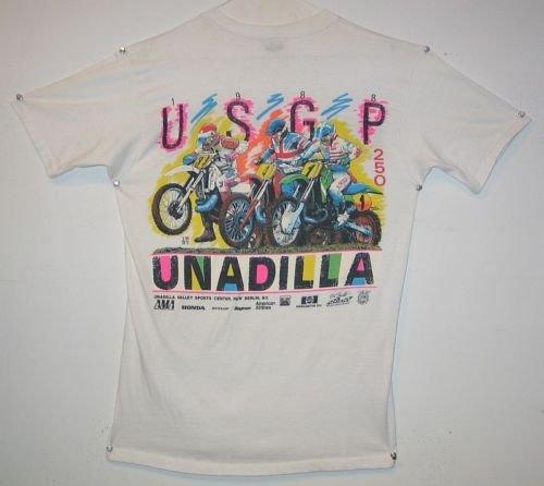 Motorcycle 1988 Unadilla 250 MX US GP Thrilla!