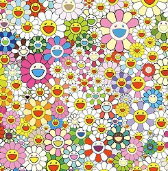 Takashi Murakami Prints Maiden In the Yellow Straw Hat