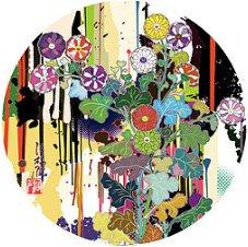 Takashi Murakami Limited Edition Prints Chrysanthemum