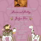 Cocalo Jacana Baby Shower Invitations Ultrasound Party Supplies