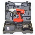 1/2 Inch 24 Vlt Cordless Impact Wrench W/ 2 Batteries