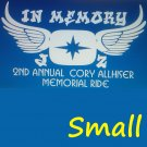 Small Memorial T-Shirt