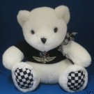 INDIANAPOLIS MOTOR SPEEDWAY TEDDY BEAR COLLECTOR PLUSH