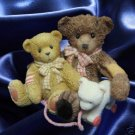 CHERISHED TEDDIES SHARE LIFES JOYS WITH CLOSE FRIENDS