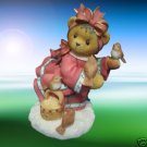 CHERISHED TEDDIES LET EARTH PROCLAIM PEACE 533904 NIB