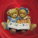 CHERISHED TEDDIES WHAT A STORY WE SHARE 601586 NIB 1999