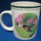 HUMMINGBIRD BIRD MUG CUP NATIONAL WILDLIFE FEDERATION