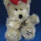 HERSHEYS FUZZY GIRL TEDDY BEAR PLUSH COLLECTIBLE 2002