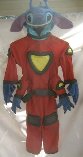 Disney Stitch Alien Halloween Costume Childs S Dress Up