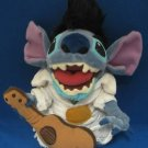 Disney Store Elvis Stitch Plush Stuffed Collectible HTF