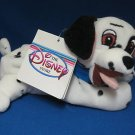 DISNEY DALMATIAN PUPPY LUCKY BEAN BAG PLUSH 1st ED MWT