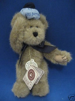 BOYDS POOR OL BEAR JOINTED TEDDY PLUSH COLLECTIBLE MWT