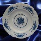 MAYHILL FEDERALIST 4236 BLUE FLOWER 3 SALAD PLATES NR