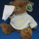 Bearington Teddy Bear Miss You Sweater Plush NWT Mint