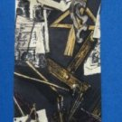 Architect Engineer Italian Silk Necktie Tie Structure