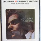 Johnny Mathis Close to You 8 Track Tape NOS Sealed