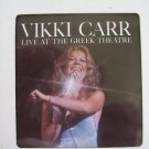 Vikki Carr Live at the Greek Theatre 8 Track Tape Dbl