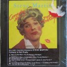 Steve Martin Comedy is Not Pretty 8 Track Tape Sealed