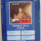Frankie Valli Close Up 8 Track Tape NOS Sealed 1975