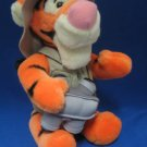 DISNEY WORLD SAFARI TIGGER PLUSH PARK SOUVENIR STUFFED