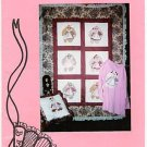 BELLY BUTTON BUNNY QUILT QUILTING SEWING CRAFT PATTERN