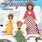 PLASTIC CANVAS NEEDLEPOINT PATTERN BIRTHSTONE ANGELS