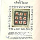 LITTLE PATCHES APPLIQUE QUILT QUILTING PATTERN SEWING