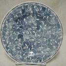 PIER 1 ONE BLUEBERRY SPRAY SALAD PLATE NEW MINT