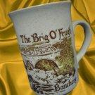 BRIG O'FEUGH BANCHORY SCOTLAND SOUVENIR MUG CUP NEW