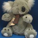 GUND AUSTRALIAN KOALA PLUSH COLLECTIBLE FASHION BUG NWT