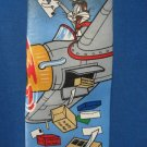 LOONEY TUNES STAMP COLLECTIONS BUGS BUNNY NECKTIE TIE