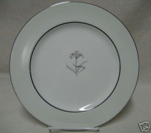 NARUMI CHINA LILIUM 1 DINNER PLATE JAPAN MINT NEW