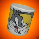 LOONEY TUNES BUGS BUNNY W/ CARROT COLLECTIBLE MUG CUP