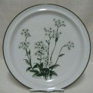 MOUNTAIN FLOWERS NORITAKE STONEWARE 1 DINNER PLATE 8343