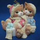 CALICO KITTENS OUR 1st CHRISTMAS 651346 ORNAMENT NEW