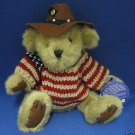 BRASS BUTTON BEAR COLLECTION CODY TEDDY PICKFORD LTD NR