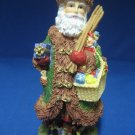 Ethnic Belgium Santa Old Nick Christmas Figurine NIB