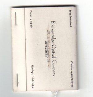 Breckenridge Opticcal Company Glass Cleaner - Hastings Ne