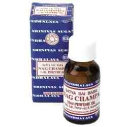 Nag Champa Fragrance Oils