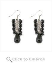 Midnight Mystique Earrings