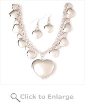 Hearts Delight Jewelry Set