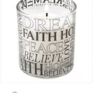 Sentimental Words Jar Candle