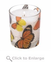 Butterfly Fantasy Candle