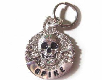 Skull & Cross Bones Tag
