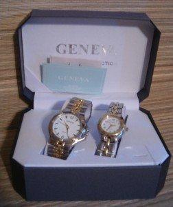 Geneva Men's & Women's Watches