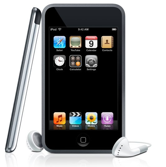 Apple iPod touch 2nd Generation (8 GB)