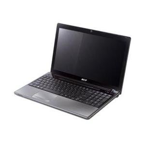 """Acer Aspire 15.6"""" Laptop PC (AS5745-5387) with 500GB Hard Drive, 4GB Memory - Black"""